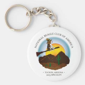 2013 NBC Keychain