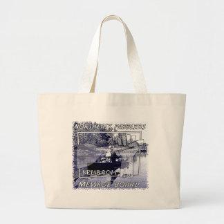2013 NPMB Tripping Large Tote Bag