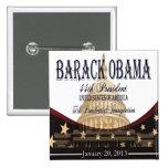 2013 Obama Inauguration Button
