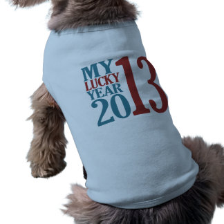 2013 pet clothing