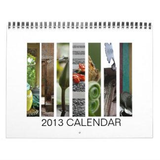 2013 Photo Art Calendar