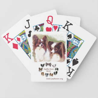 2013 PHR Cover Art Bicycle Playing Cards