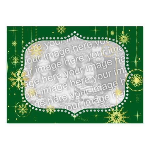 2013 Pocket/Mini/Wallet Size Christmas Calendar Large Business Cards (Pack Of 100)