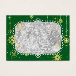2013 Pocket/Mini/Wallet Size Christmas Calendar Business Card