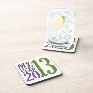 2013 prácticos de costa de encargo posavasos de bebidas
