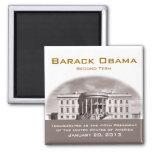 2013 Presidential Inauguration Refrigerator Magnet