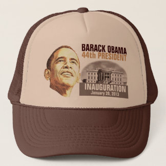 2013 Presidential Inauguration Trucker Hat
