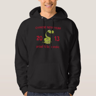 2013 Proud To Be A Snake Pullover