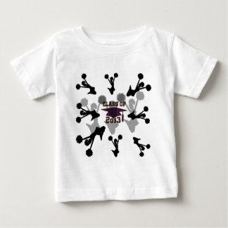 2013 purple gold tee shirt