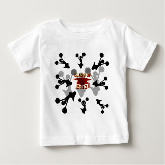 2013 red gold baby T-Shirt