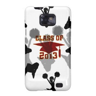 2013 red gold galaxy SII case