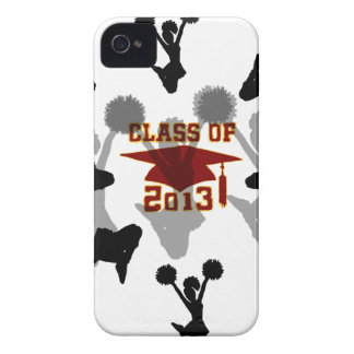 2013 red gold iPhone 4 Case-Mate case