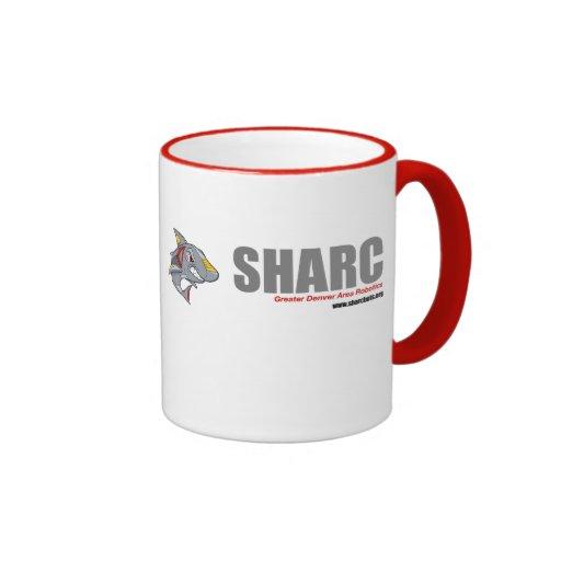 2013 SHARC Robotics Logo Ringer Mug