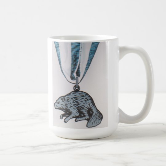 2013 SILVER BEAVER Customizable MUG