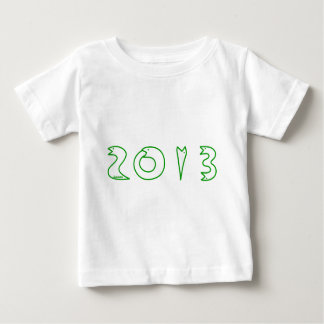 2013 Snake Year Baby T-Shirt