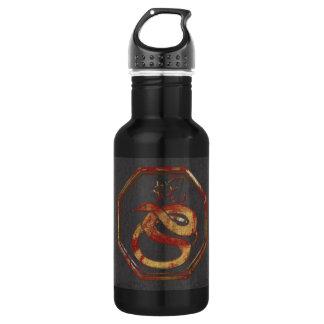2013 snake year water bottle
