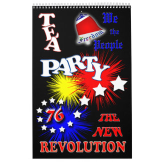 2013 Tea Party Calendar