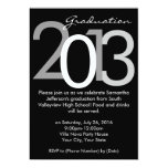 2013 Typographic Graduation (Click for 2014) Custom Invites