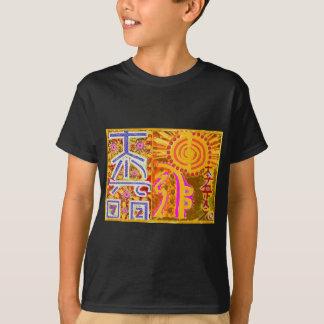 2013 ver. REIKI Healing MASTER Symbols T-Shirt