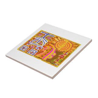 2013 ver. REIKI Healing MASTER Symbols Ceramic Tile