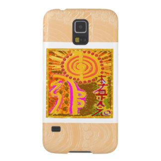 2013 ver. REIKI Healing Symbols Galaxy S5 Cover