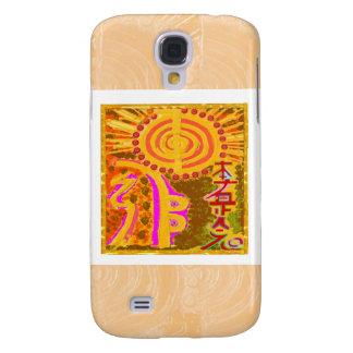 2013 ver. REIKI Healing Symbols Samsung Galaxy S4 Case