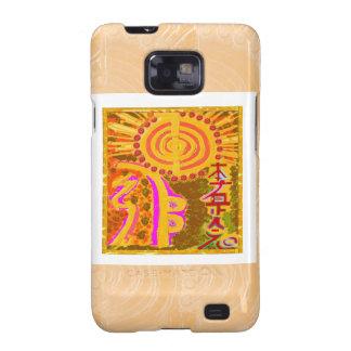 2013 ver. REIKI Healing Symbols Galaxy SII Cover