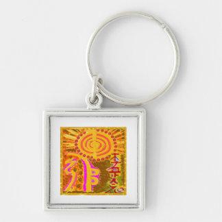 2013 ver. REIKI Healing Symbols Keychain