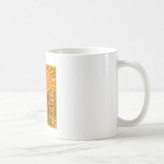 2013 ver. REIKI Healing Symbols Classic White Coffee Mug