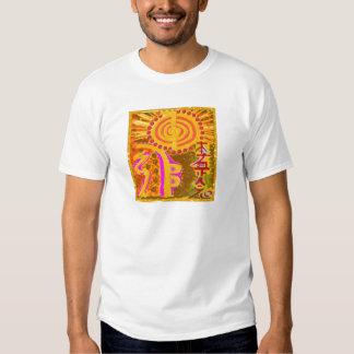 2013 ver. REIKI Healing Symbols T Shirt