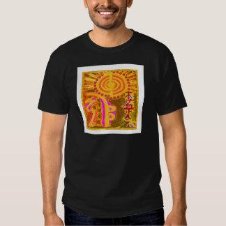 2013 ver. REIKI Healing Symbols Tee Shirt