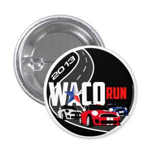 2013 Waco Run Pin