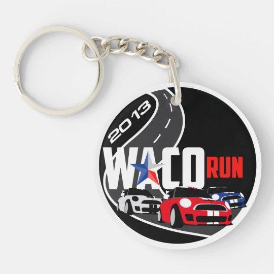 2013 Waco Run Key Chain