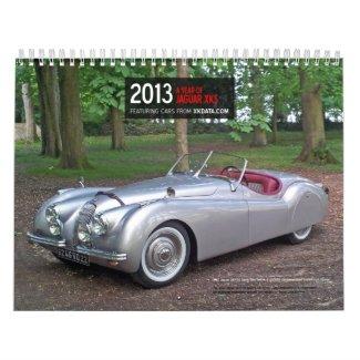 2013 XKdata Fundraising Calendar
