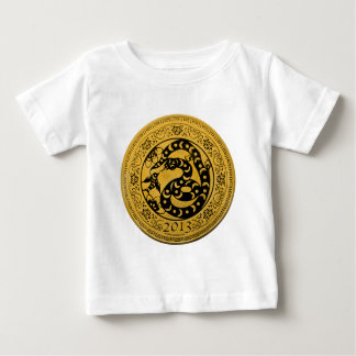 2013 Year of Snake Baby T-Shirt