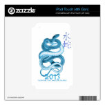2013 Year of the Snake iPod Touch 4G Skin