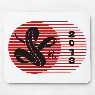 2013 Year of The Snake Mouse Pads