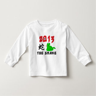 2013 Year of The Snake T Shirt