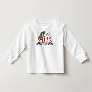 2013 Year of The Snake Toddler T-shirt
