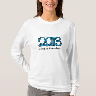 2013 Year of the Water Snake Long Sleeve T-Shirt