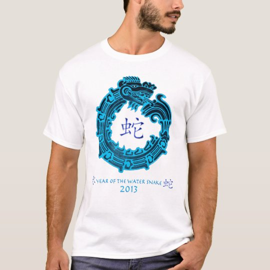 2013 Year of The Water Snake T-Shirt