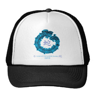 2013 Year of The Water Snake Trucker Hat
