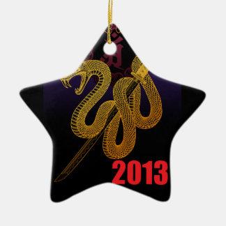 2013g ceramic ornament