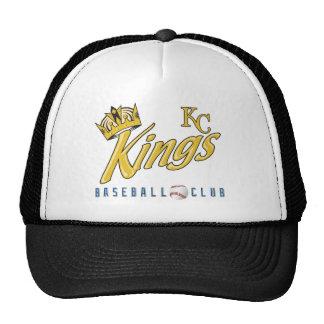 2013KINGS-LogoBaseballClub.ai Trucker Hats