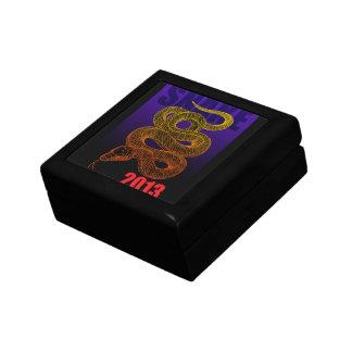 2013snake (a) trinket boxes
