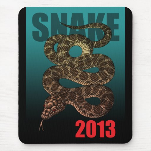 2013SNAKE(C) MOUSE PAD