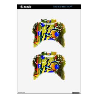 20140226-IMG_5275 fantasía Fische Mando Xbox 360 Skin