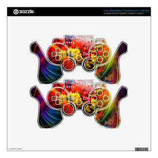 20140706-Abstract Perfection Autumn.jpg PS3 Controller Decal