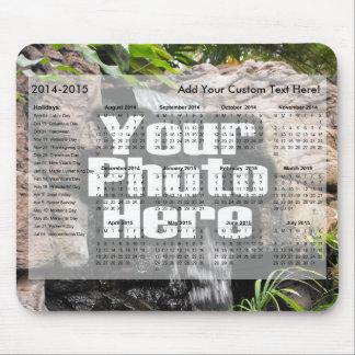 2014-2015 el personalizado del calendario del año