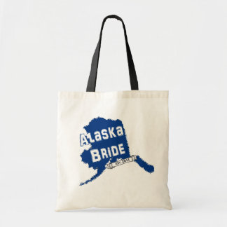 2014 AK Bride Map Tote in Navy
